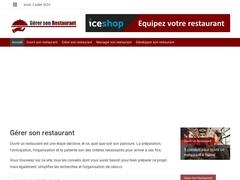 Gérer son restaurant