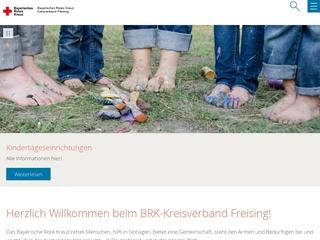 Vorschaubild der Webseite BRK Kinderkrippe Zwergenland