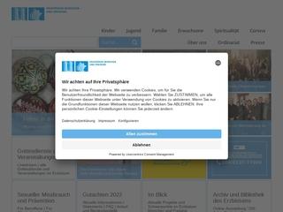 Vorschaubild der Webseite Pfarrkindergarten Karolina-Gerhardinger