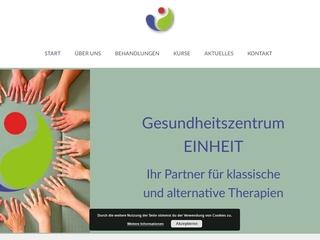 Vorschaubild der Webseite Ergotherapie Schneider