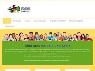 Vorschaubild der Webseite von Kinder- und Jugendheim  Gert-Fröbe-Haus