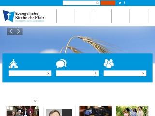 Vorschaubild der Webseite von Ev. Kindergarten