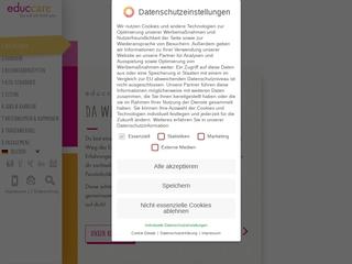 Vorschaubild der Webseite Kita Mühlwichtel