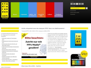 Vorschaubild der Webseite Kinderhaus Blumenland
