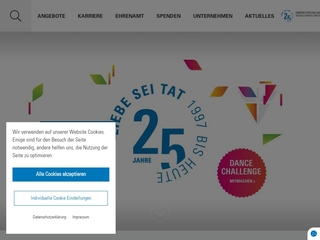 Vorschaubild der Webseite Sozialstation Vinzenz von Paul