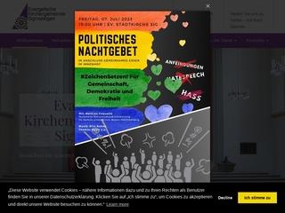 Vorschaubild der Webseite Kindergarten Regenbogenland