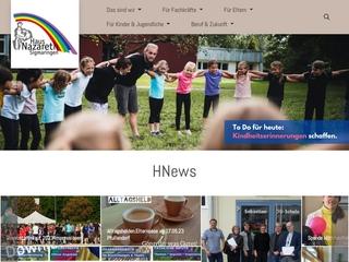 Vorschaubild der Webseite Sonderpädagogisches Bildungs- und Beratungszentrum (SBBZ) in freier Trägerschaft mit dem Förderschwerpunkt soziale