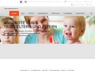 Vorschaubild der Webseite Frauenbegegnungszentrum Sigmaringen