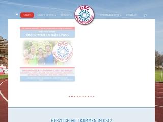 Vorschaubild der Webseite Olympischer Sport-Club Bremerhaven von 1972 e.V.