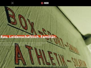 Vorschaubild der Webseite Weser-Boxring Bremerhaven e.V.