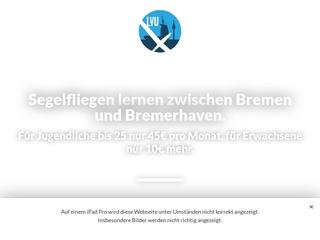 Vorschaubild der Webseite Luftfahrtverein Unterweser e.V.
