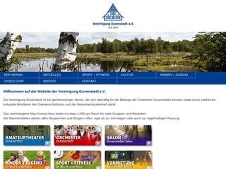 Vorschaubild der Webseite Kindertagesstätte Max-Kramp-Haus