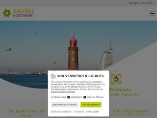 Vorschaubild der Webseite Pelikan - Apotheke