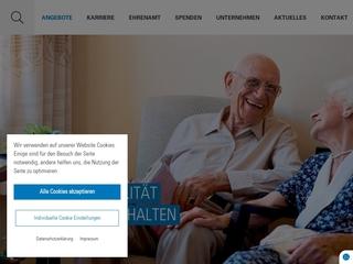 Vorschaubild der Webseite Ambulanter Dienst Waldhäusle