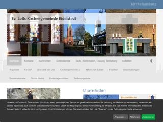 Vorschaubild der Webseite Ev. Kindergarten Dallbregen