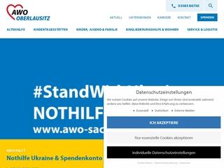 Vorschaubild der Webseite von Kinder- und Jugendwohngruppe Maxi