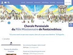 Chorale Paroissiale du Pôle Missionnaire de Fontainebleau