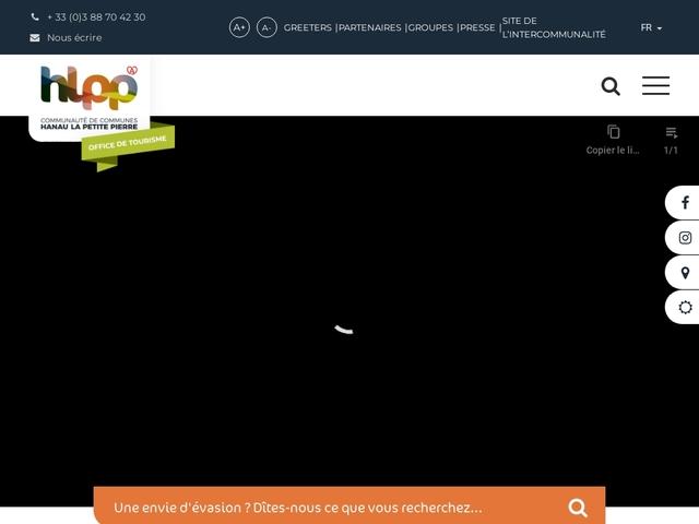 Tourisme Hanau-La Petites-Pierre