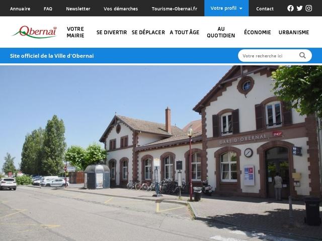 Obernai site officiel