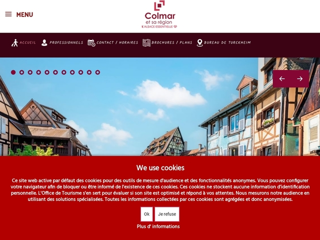 Colmar Office de tourisme