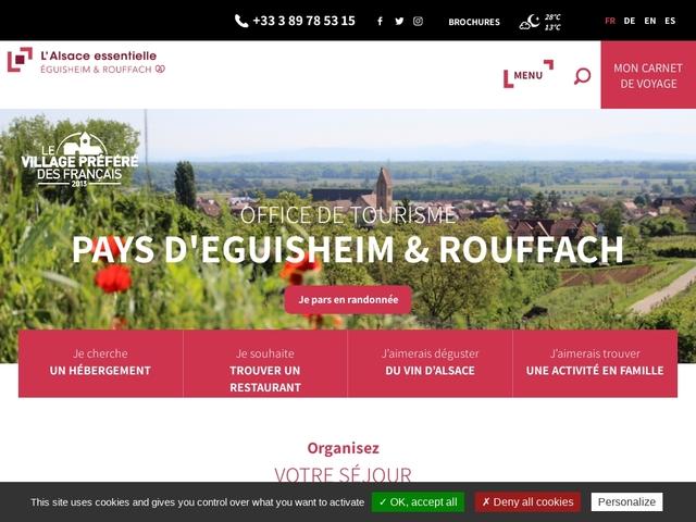 Éguisheim Tourisme