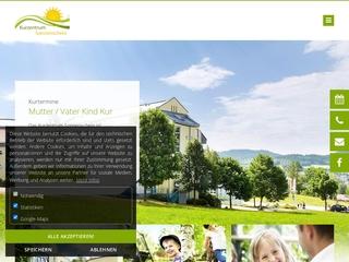 Vorschaubild der Webseite Mutter-Vater-Kind Kurhaus Sonnenschein