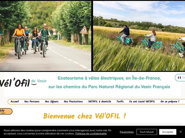 Vél'OFIL du Vexin