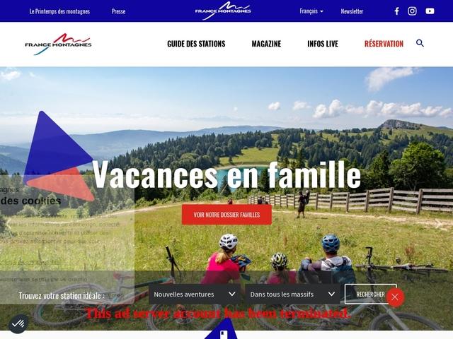 France Montagnes Site Officiel des Stations de Ski en France