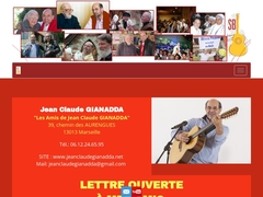 Jean Claude Giannada Association Saint Bruno