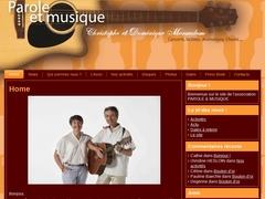 Association Parole et Musique
