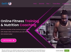 Online Fitness Lessons - Online Trainer | GetFit in Minutes