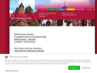 Vorschaubild der Webseite von Evangelische Kindertagesstätte Arche