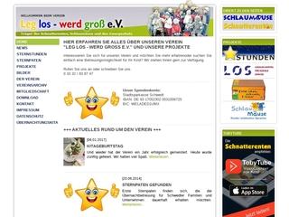Vorschaubild der Webseite Kindertagesstätte Schnatterenten