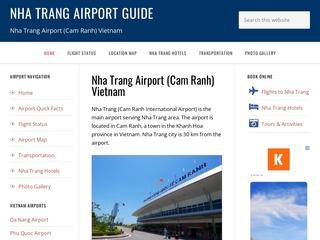 Nha Trang Airport (Cam Ranh International Airport)