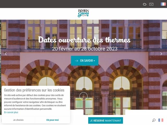 Office de Tourisme Béarn des Gaves