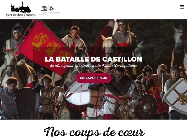 Saint-Emilion Office de Tourisme