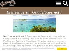 Guadeloupe.net, la Guadeloupe à la loupe !