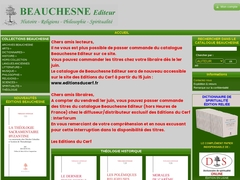 Editon beauchesne