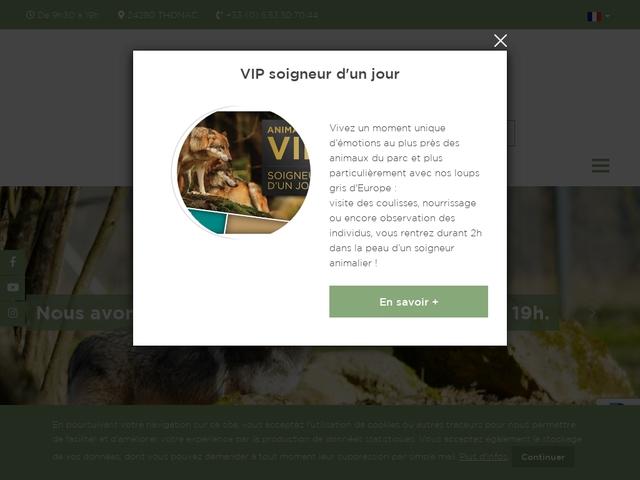 Le Parc du Thot