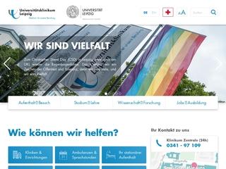 Vorschaubild der Webseite von Medizinische Berufsfachschule