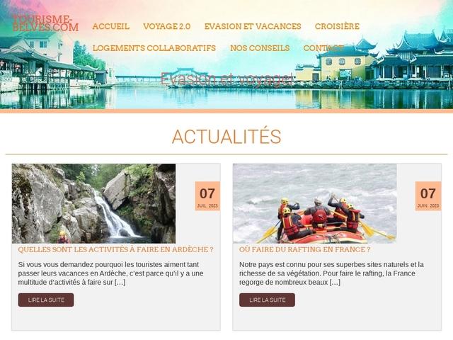 Belvès Tourisme
