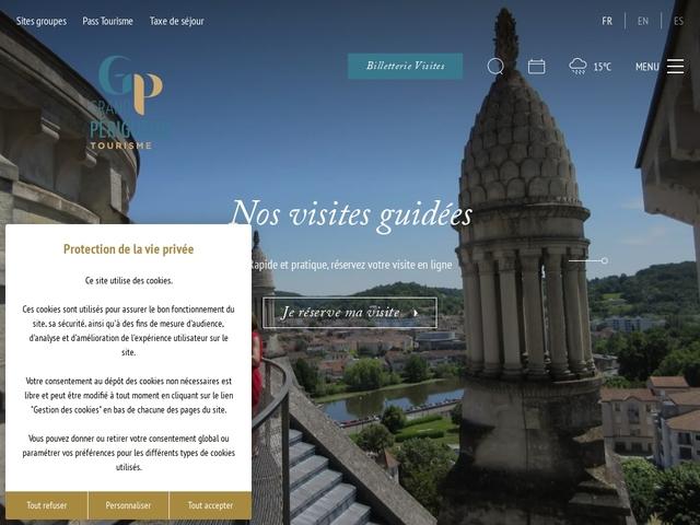 Office de Tourisme du Grand Périgueux