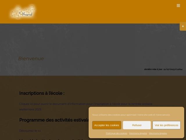 Coly Saint-Amand