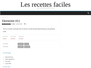 lesrecettesfaciles.com