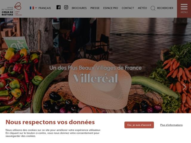 Cœur de Bastides Site officiel