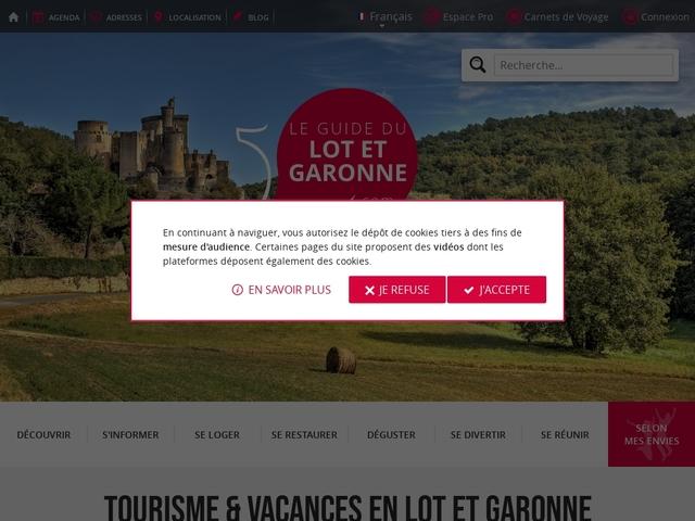 Lot et Garonne guide