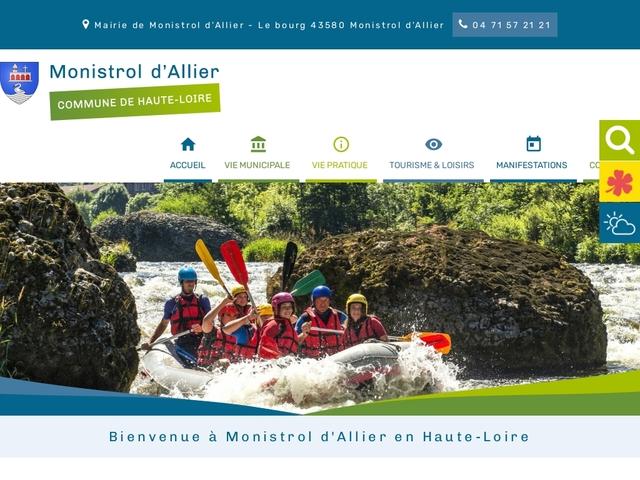 Monistrol d'Allier