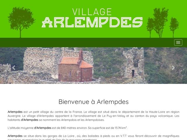 Village Arlempdes