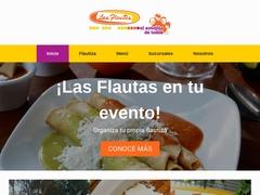 Restaurante Tacos - Las Flautas