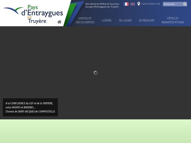 Pays d'Entraygues-sur-Truyère Office de Tourisme